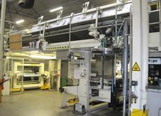 Renovation and turn key delivery for a Polytype coating line