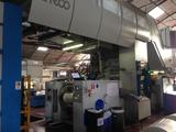 UTECO DIAMOND 812 (GEARLESS) // Flexo CI // Printing machines