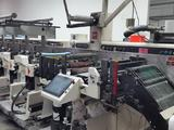 NILPETER FA 3300 // Flexo label press // Printing machines