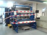 HENDERSON ENGINEERING  // Embossing machine // Converting machines