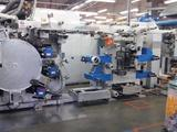 SMB F6 UV // Flexo CI // Printing machines