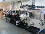 NILPETER Rotolabal FA-2500UV // Flexo label press // Printing machines