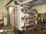 OFEM STARK 7/120 // Flexo stack // Printing machines