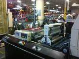 MPS EP 410 LABEL PRESS // Flexo label press // Printing machines