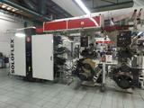 WINDMOLLER & HOLCHER SOLOFLEX // Flexo CI // Printing machines