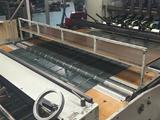 ROTOMEC BOBST LEMANIC 1150  GRAVURE + INLINE FLAT BED DIE CUTTER // Rotogravure // Printing machines