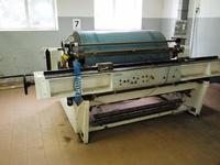 157897 - COMPLETE ENGRAVING LINE OF PRINTING CYLINDERS + GALVANIC LINE