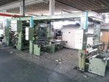 UTECO Rainbow TH // Laminators and coaters // Converting machines
