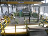 OMV D120 // Polishing and Calenders // Film extrusion lines