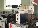 NILPETER B 280  LETTERPRESS // Flexo label press // Printing machines