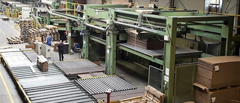 Corrugator board lines and components // Corrugated paperboard machines