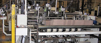 Folder gluers // Corrugated paperboard machines