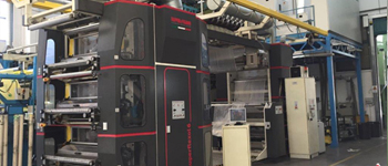 Flexo stack // Printing machines