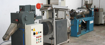 Regranulators // Film extrusion lines