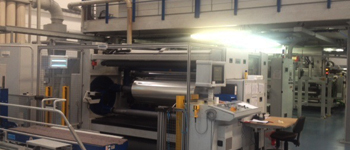Cast film // Film extrusion lines